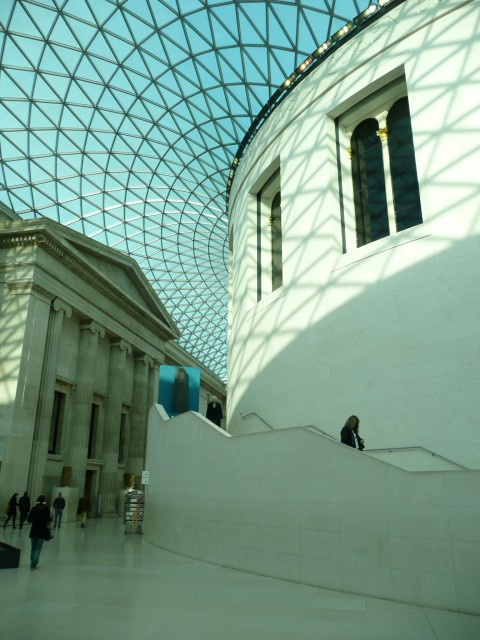 The Great Court - British Museum